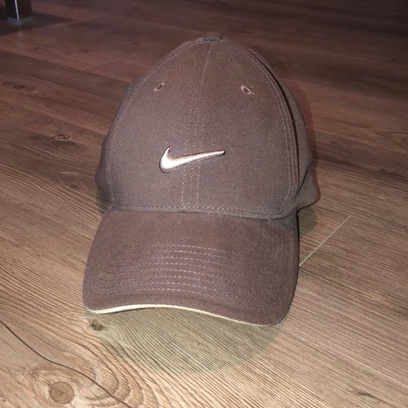 c3e2de85 ... buy brown stretch to fit nike hat 0e898 580d8